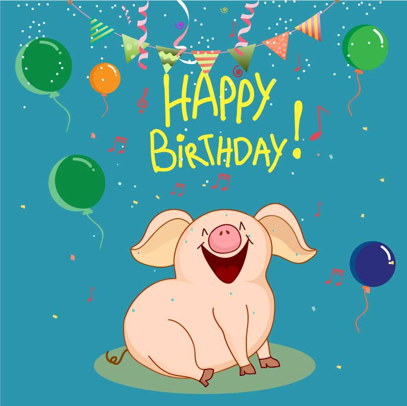 Happy birthday images for kids