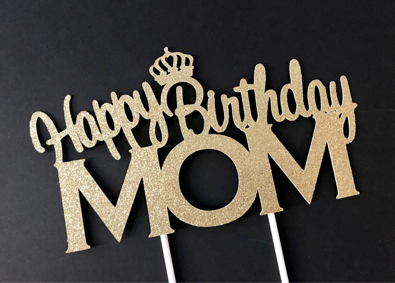 beautiful happy birthday mom card wallpaper