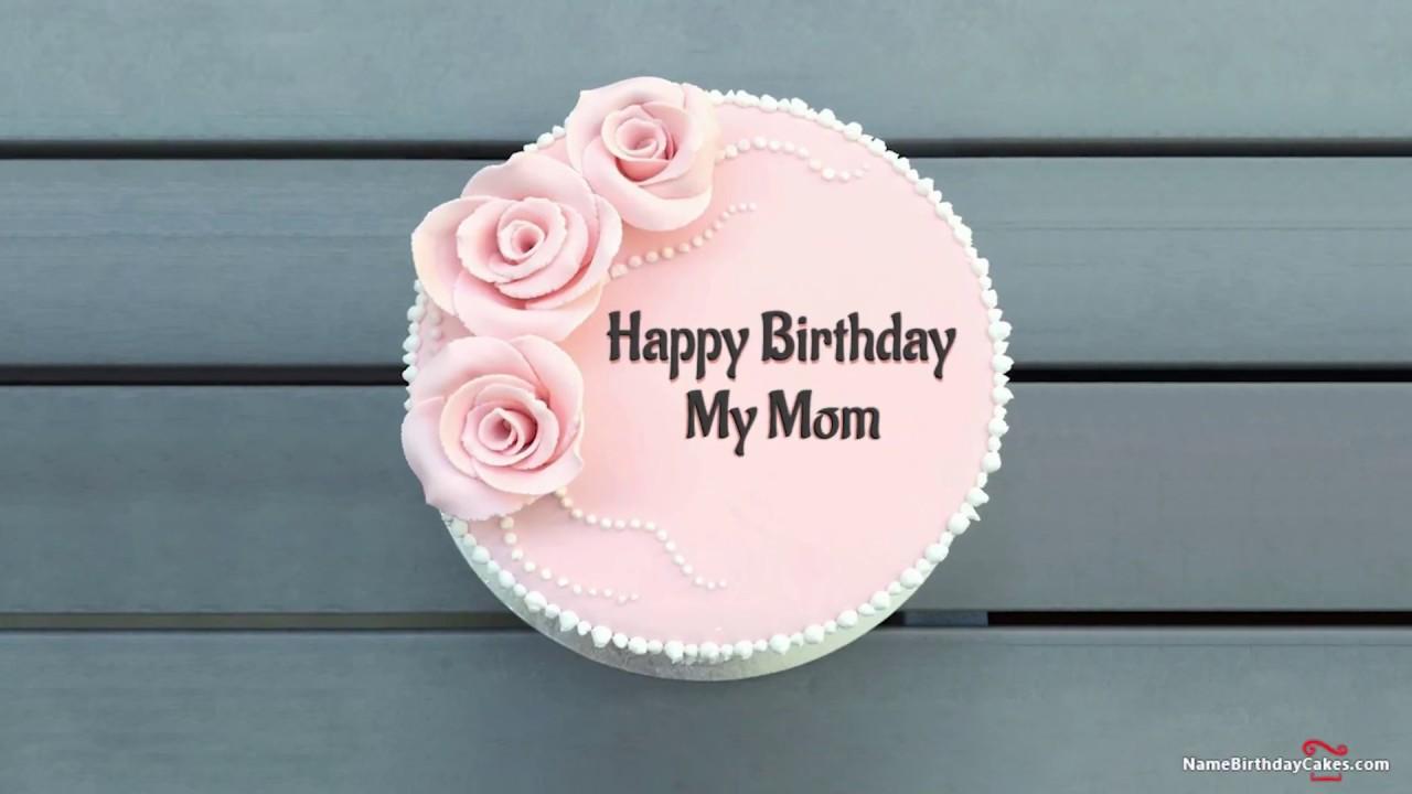 birthday mummy