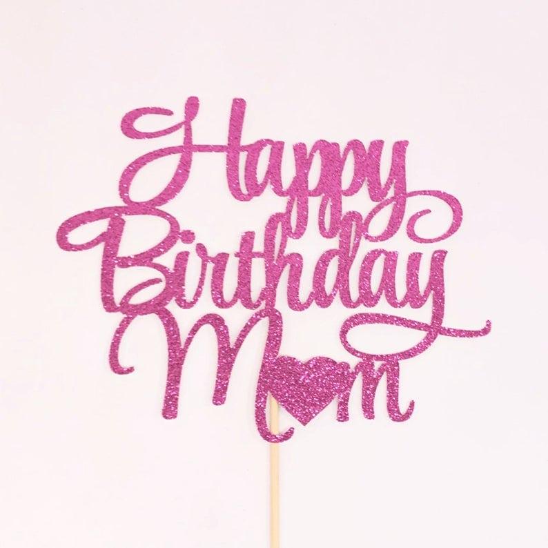 pink happy birthday mom wallpaper-min