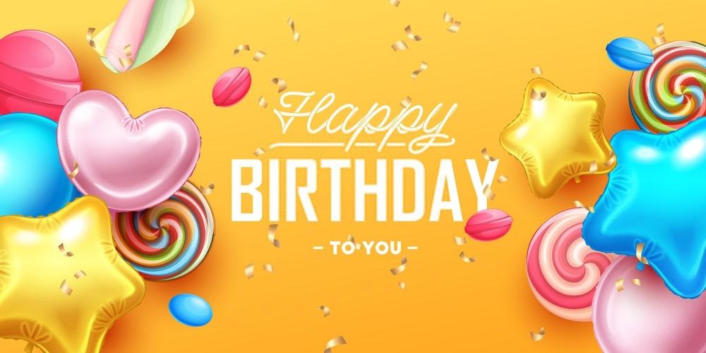 belated Happy birthday images