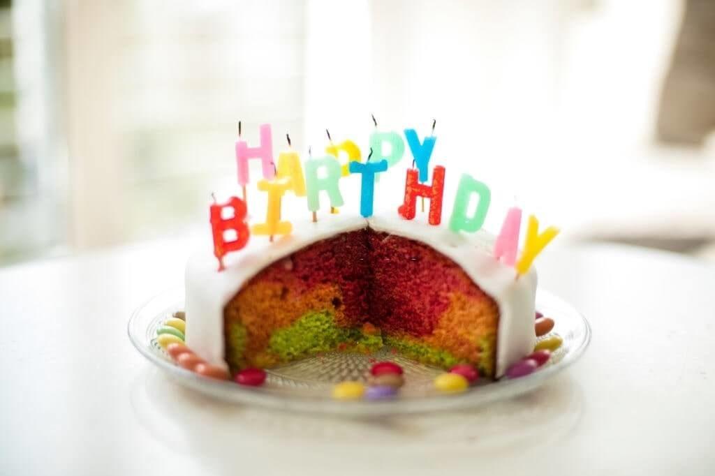 free birthday cake image