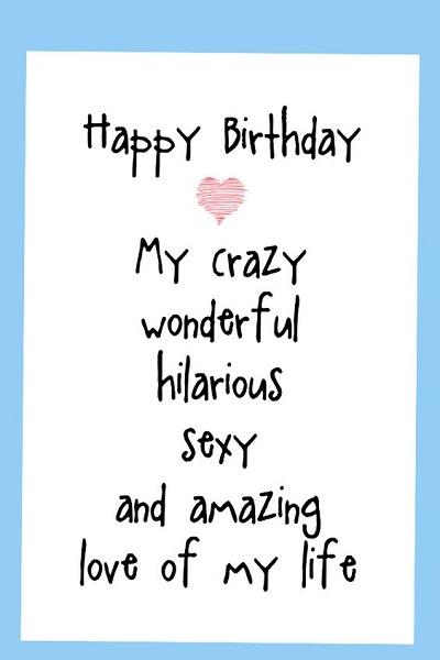 happy birthday wife poem funny