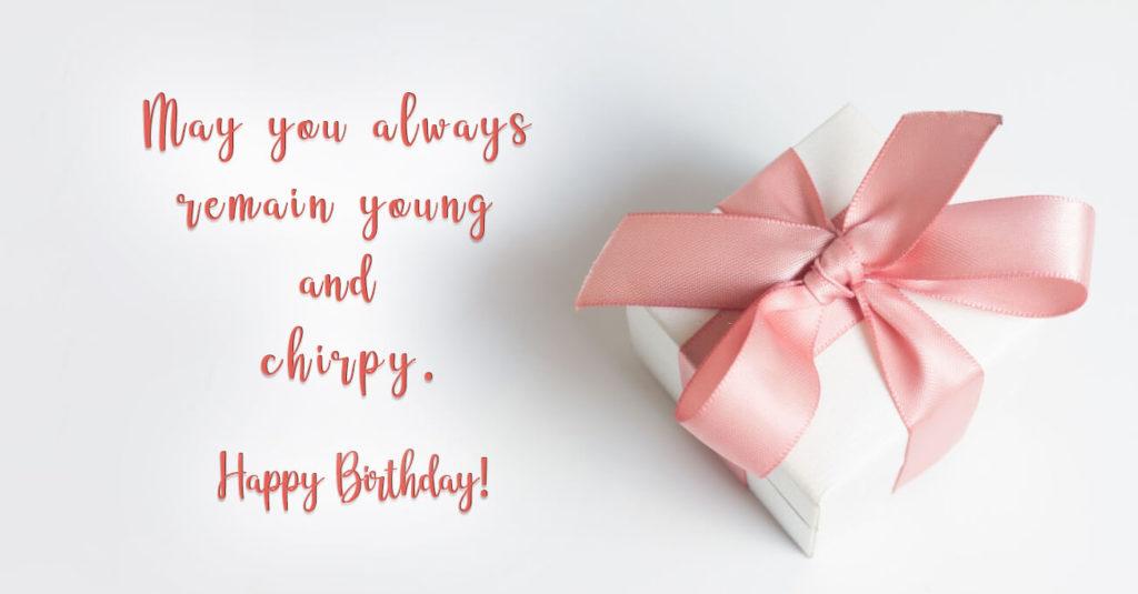 short birthday sayings