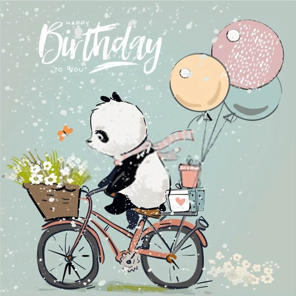 cute birthday wallpaper