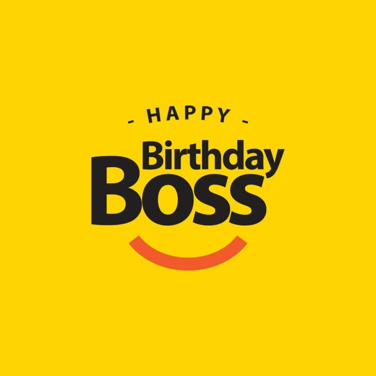 Best Happy Birthday Boss Wishes