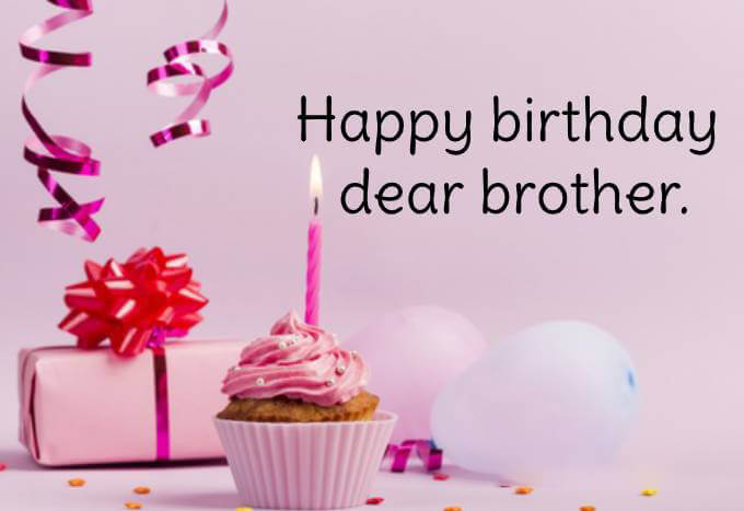 cute birthday images for brother