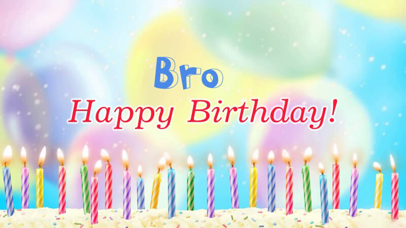 images for brother birthday