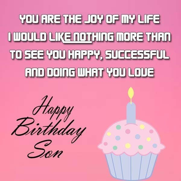 happy birthday son images from mom download